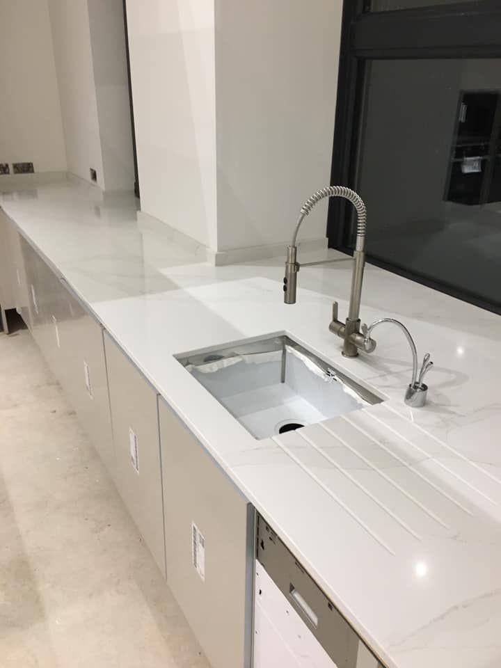 Silestone Quartz In 2020 Silestone Worktop Quartz Worktops Kitchen Worktop