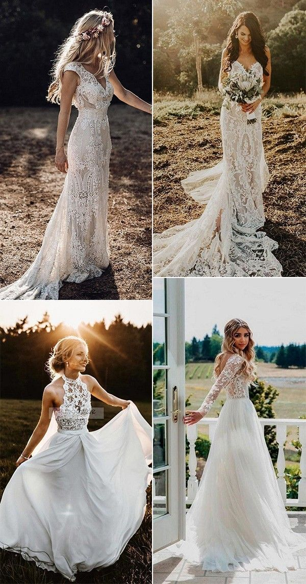 15 Gorgeous Country Wedding Dresses You Ll Love Emmalovesweddings Wedding Dresses Simple Wedding Dresses Wedding Dresses Vintage
