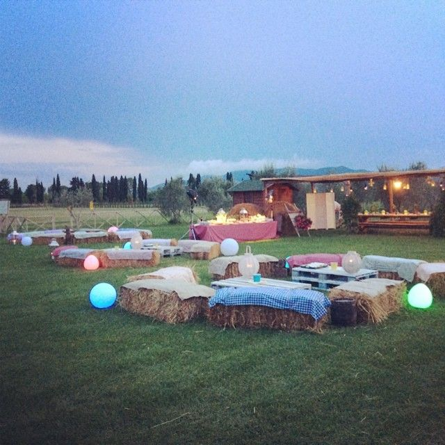"@tuscandream1's photo: ""#magic #light #welcome #dinner #ideas #m&c #wedding #tuscandreamweddings #inmaremma #discovertuscany"""