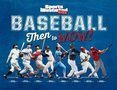 A look at the history of baseball shows the evolution of the sport from the sandlot to multi-million dollar stadiums, and examines such aspects of baseball as pitching, uniforms, gloves, umpires, and ballpark food.