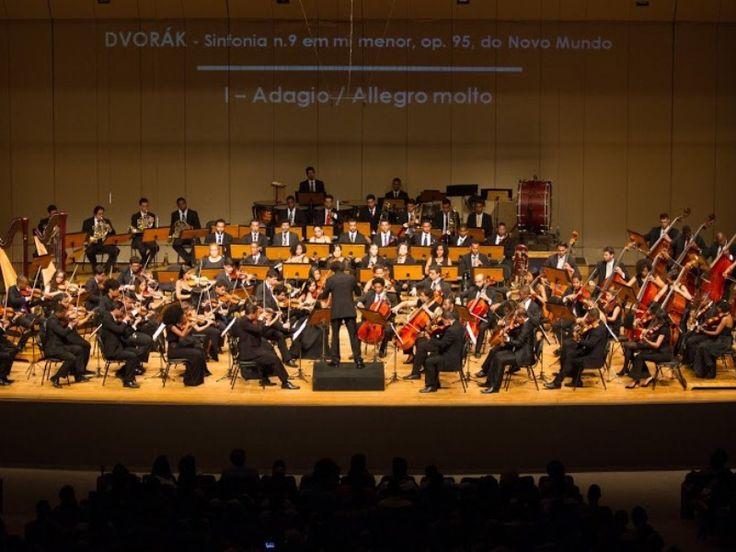 O Teatro Castro Alves recebe a Orquestra Juvenil da Bahia para estreia mundial de três obras nacionais e internacionais