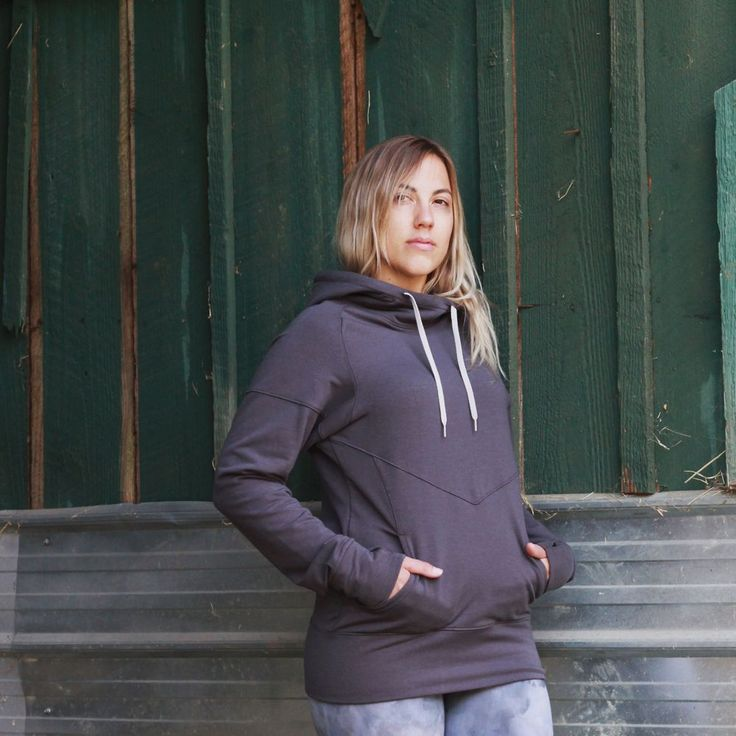 What is included in our Bamboo fleece hoodies? Perfectly soft bamboo fabric with a fleece backing, tested and non-toxic coloured dyes, flattering styles, temperature regulating, moisture wicking, made in Canada vibes, thumbholes and loads of love.  Preorder yours now at SaltsandWest.com. #ecofashion #susty #sustainablestyle #bamboo #organic #sustainabledesign #casualstyle  #hoodie #bamboofleece #bunnyhug #hoodie #hygge #fitnesswear #outdoorlife #outdoorplay #outdoorwomen #outdoorliving…