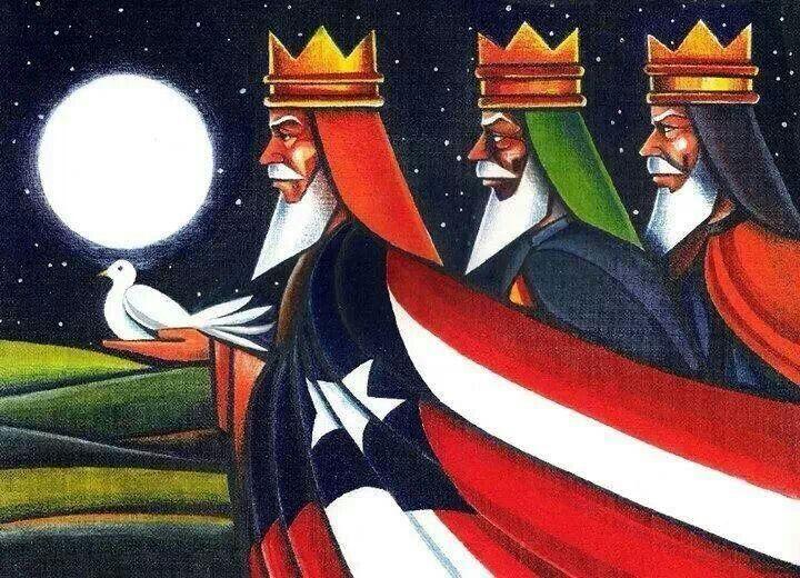 Happy three king day! Puerto Rico 1/6/14