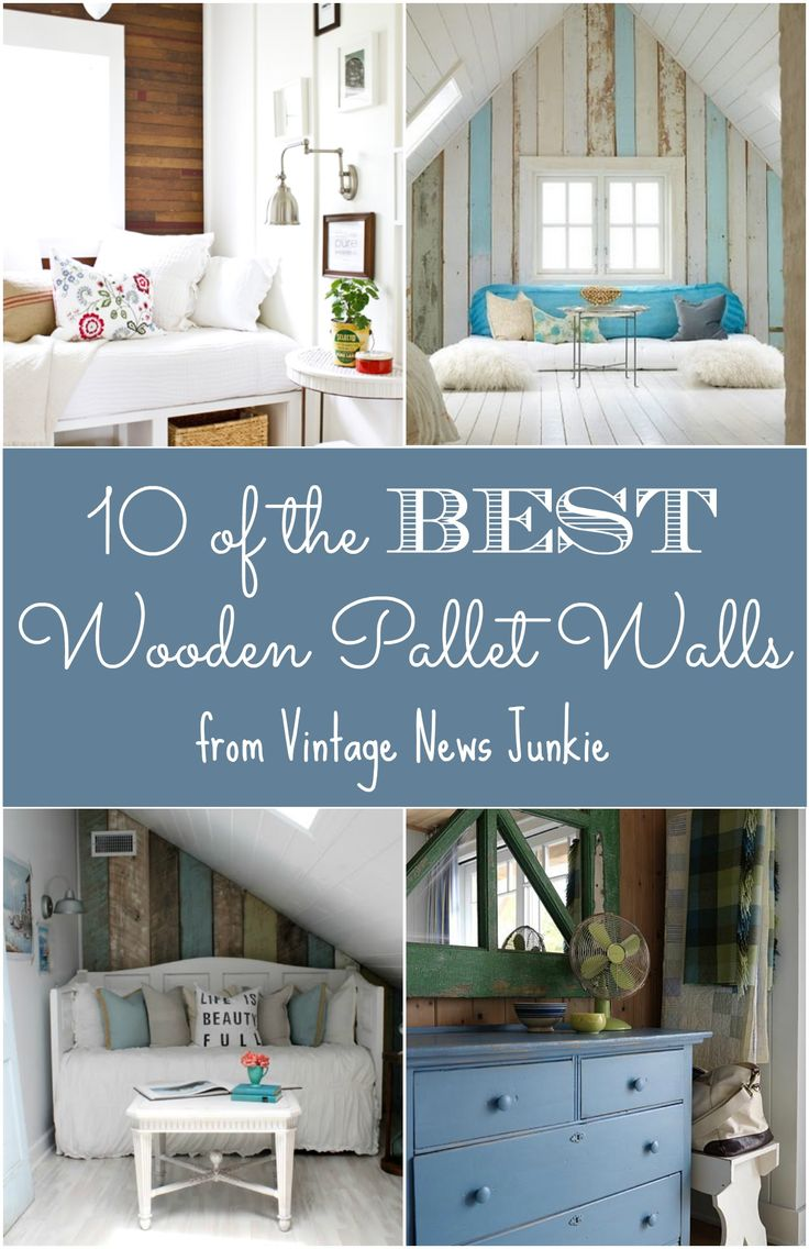 Project all white studio apartment perianth interior design new - Pallet Wall Palooza Ten Of The Best Wood Plank Walls