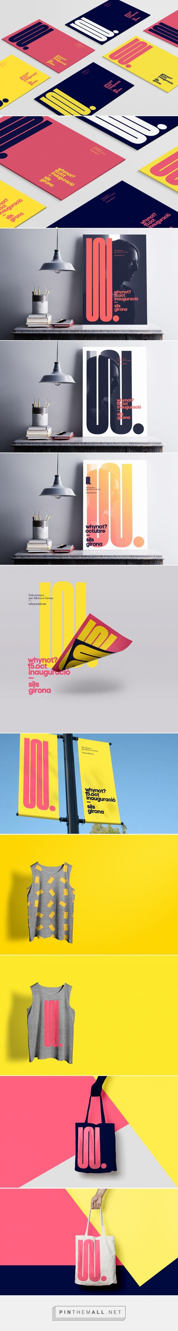 WHYNOT Branding 120 best Brand Identity images
