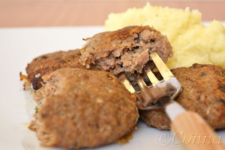 Sabor: Αφράτα μπιφτέκια / Fluffy burgers