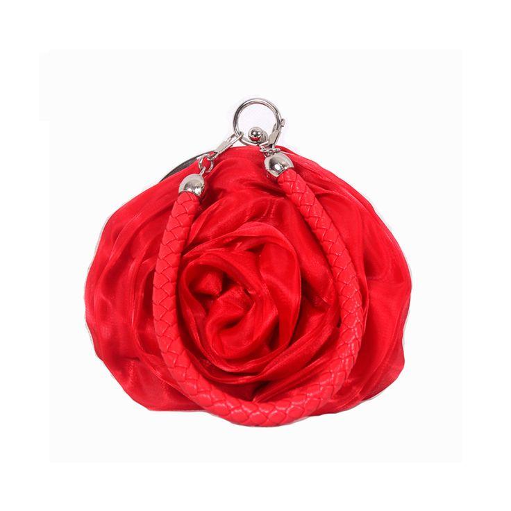 Купить товарВечерняя сумочка Цветок Невеста Сумки Кошелек, Полный Партии платья сумки Свадьба Сцепления Женщины Подарок цветок мешок в категории Вечерние сумкина AliExpress.    любую сумку в моем магазине есть два цепи или цепи одной ручкой, у нас есть завод в китае и все пакеты бы