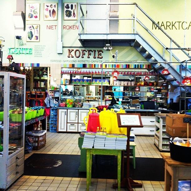 Villa augustus (restaurant and market), Dordrecht, the Netherlands