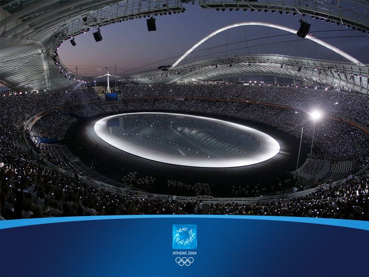 Athens Olympic Stadium  AAA