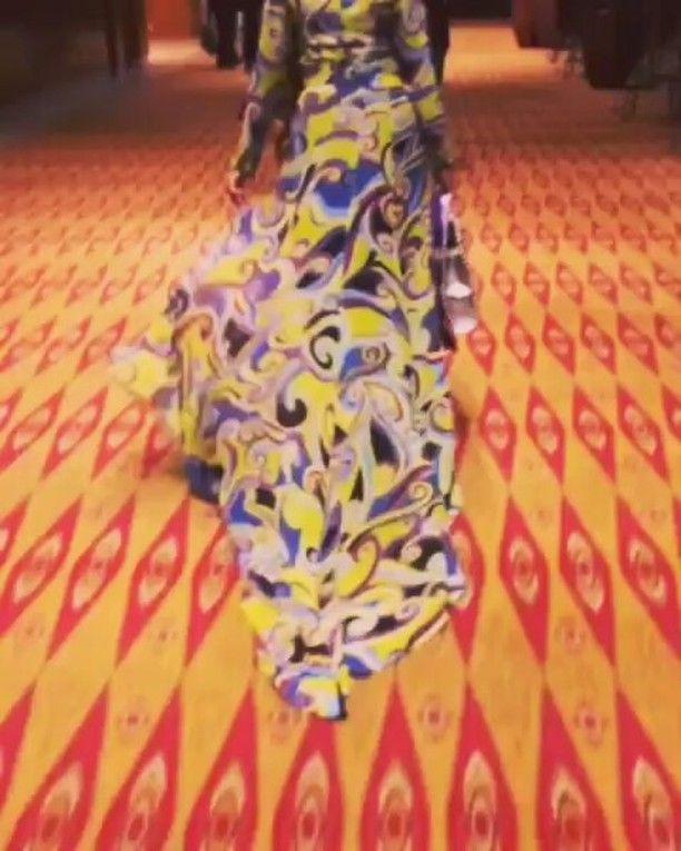 #ThrowbackThursday : My beautiful batik gown with a generous sprinkling of primrose yellow �� by the fabulous @meeshasukira for the Malaysian Film Festival �� . . . . #batek #designer #gown #fabulous #beautiful #gown #MalaysianDesigner #Malaysia #filmfestival #throwback #redcarpet #celebrity #style #fashion #styleblog #baju #cantik #bajucantik #stlylegram #instafashion #instastyle #fashionblog #fashiongram #fashionvideo #video http://tipsrazzi.com/ipost/1507016720819678685/?code=BTp_7kbB-3d