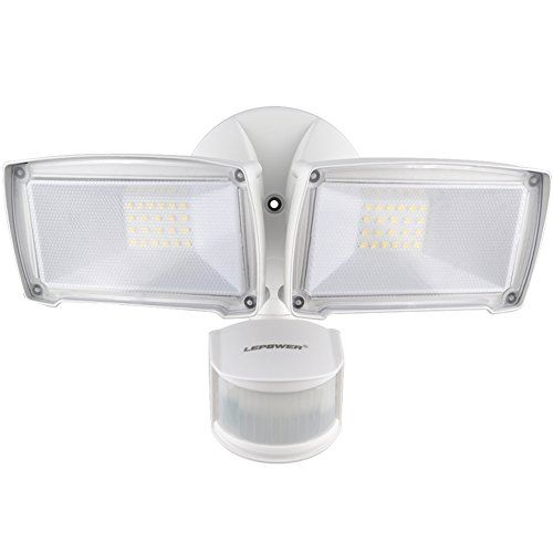 Lepower 3000lm Led Security Light 28w Outdoor Motion Sensor Light
