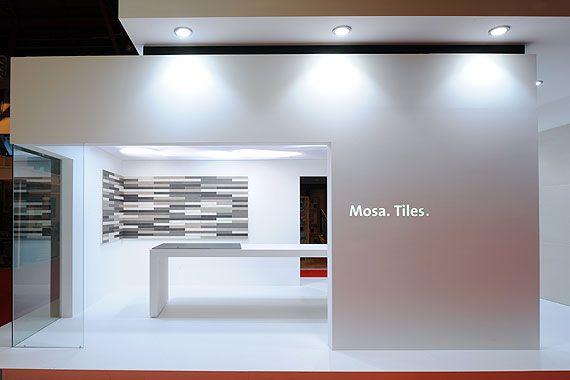 Mosa 100% Design London 2009   Zee Projects