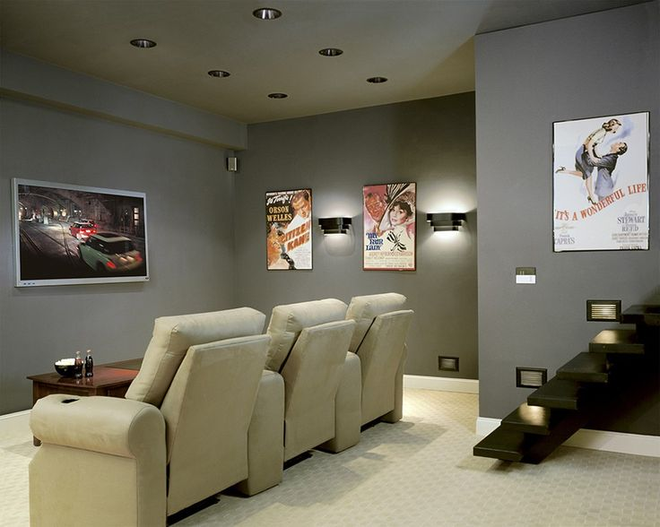 read about home theater lighting design and techniques at american lighting association online - Home Theater Lighting Design
