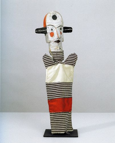 Paul Klee Puppet by Old Chum, via Flickr