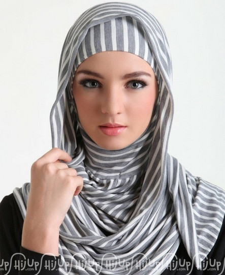 LOVE it ❤ hijab style