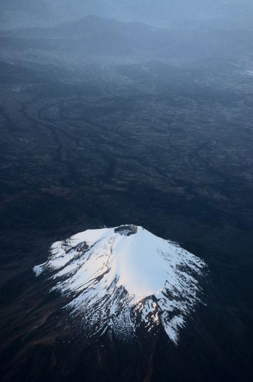 Volcano Pico de Orizaba