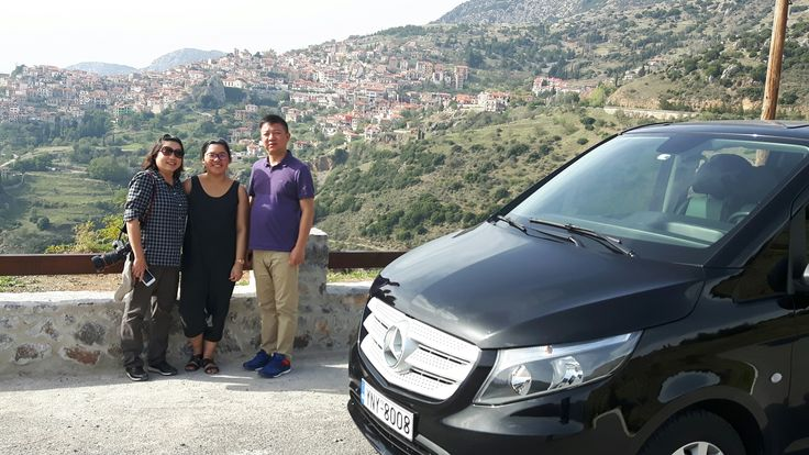 Private tout to Delphi with Mercedes Viano