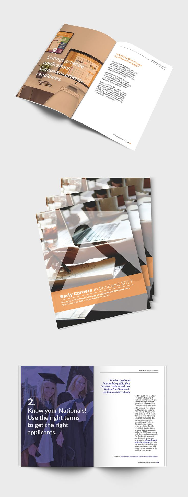 Early Careers 2017 - White Paper on Behance