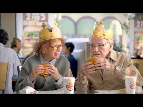 More Burger King Commercials