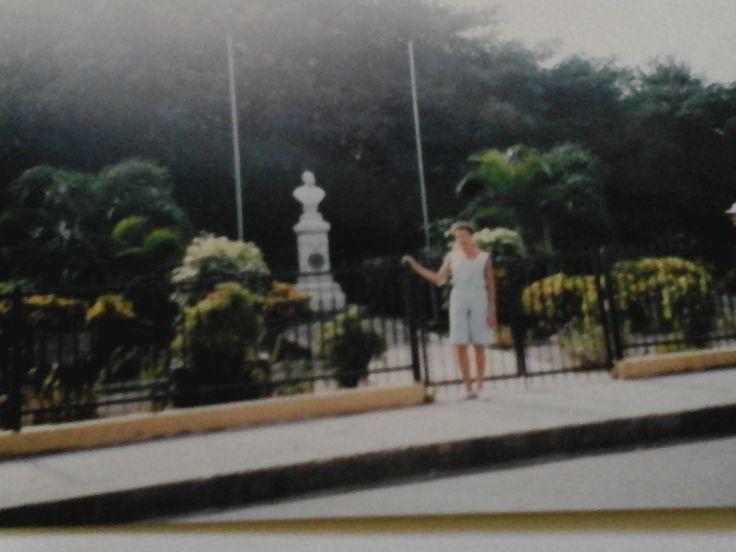 Bani, República Dominicana. Cuna del General Máximo Gómez Báez