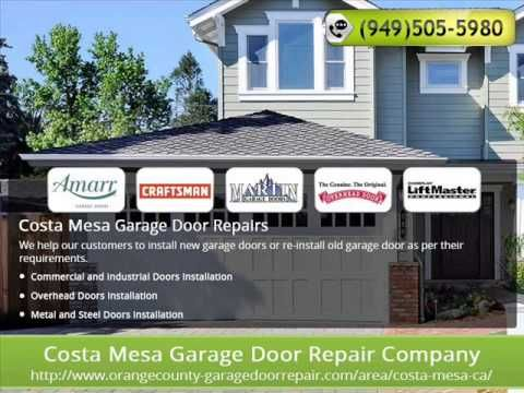 Garage Door Repair Costa Mesa ST U2013 Installation U0026 Openers (949)505 5980