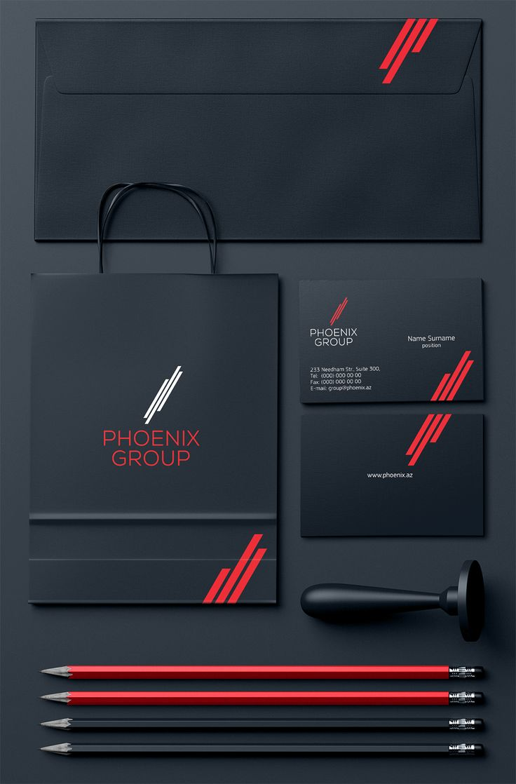 Phoenix group on behance with images graphic design