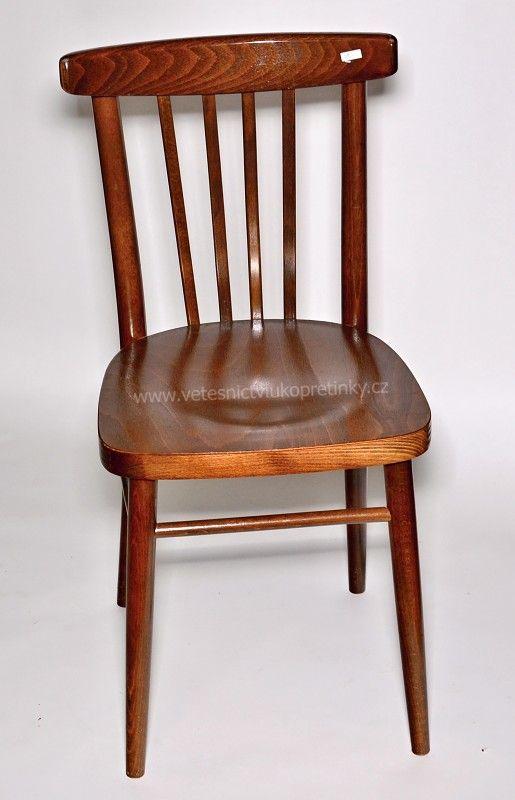 Retro dřevěná židle  #vetesnictví #bazar #retro #junkshop #Vintage #antik #bazarnábytku #židle #chair