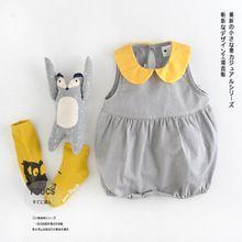 Detal Baby Body W Stylu Kreskówki Dla Dzieci Dziewczyna Chłopiec Ubrania Dla Dzieci Następne Dziecko Body body New Born Ciała Ropa Bebe Dzieci odzież(China (Mainland))