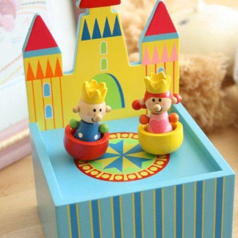 Fairy Castle Music Box | When I Was a Kid