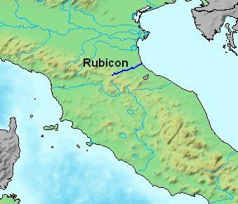 LocationRubicon - Alea iacta est - Wikipedia