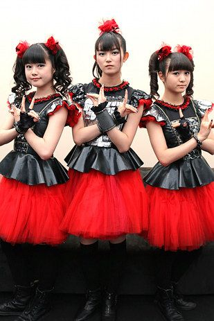 Meet Babymetal, The Totally Badass All-Girl Japanese Metal Band Of Your Dreams - BuzzFeed News
