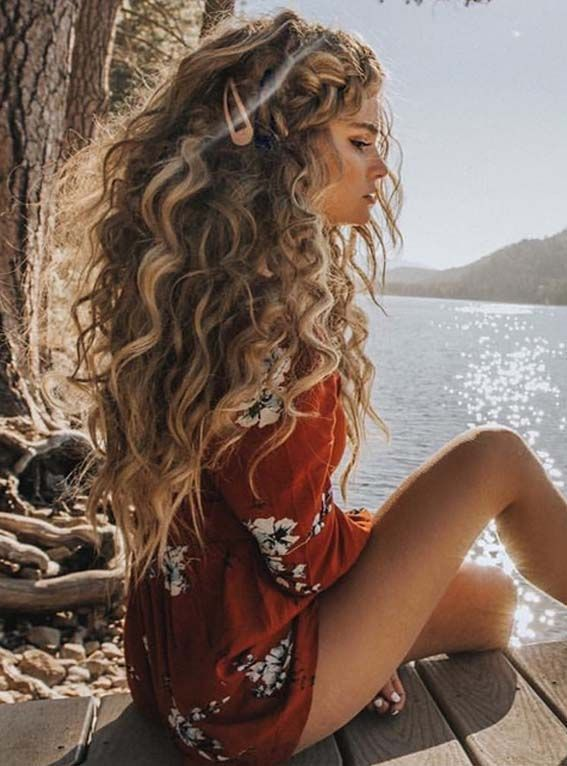 Cute Hairstyle Ideas for Long Face  Hairstyle Boho Haircuts