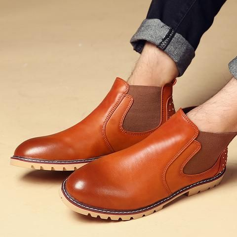 Chelsea Boots (3 Colors)  #TakeClothe #Mensfashion #Fashion #Streetstyle #Shoes