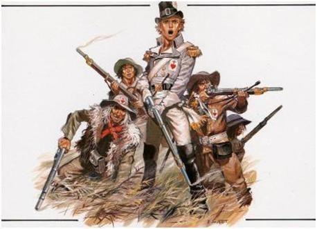 Le combat de M. Henri de La Rochejaquelein - Pierre Joubert