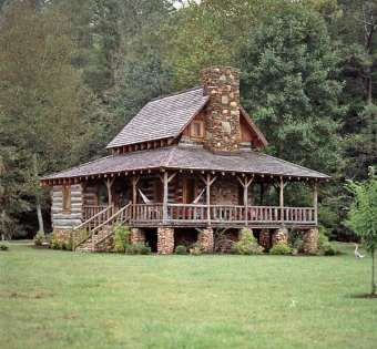 Can I just move in now? This is sooo my dream house!