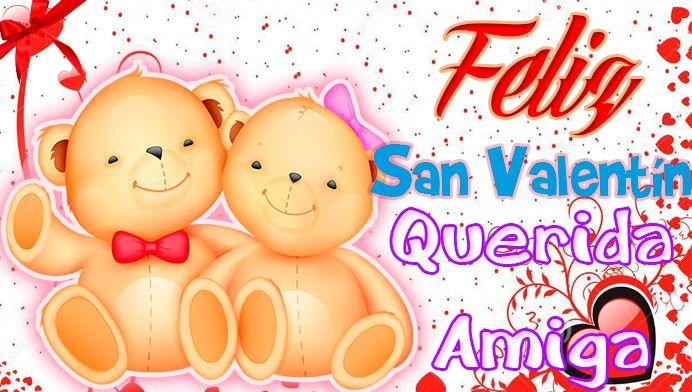 San Valentín Para tu Amiga