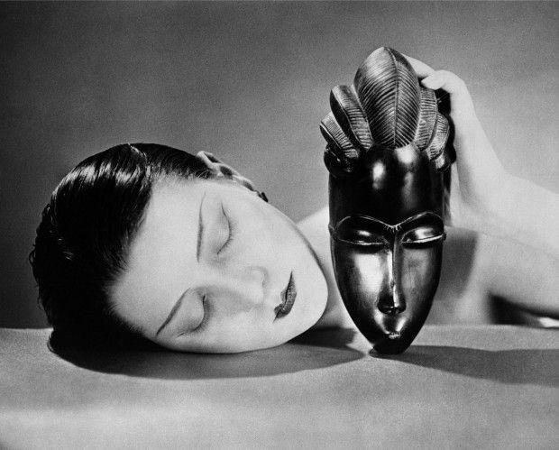 """Man Ray, """"Noir et blanche"""", 1926, collezione privata, Courtesy Fondazione Marconi, Milano ©Man Ray Trust by SIAE 2014"""