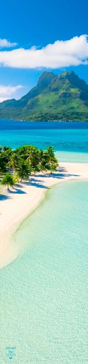 Exotic Vacation Locations You Wish You Could Win a Trip to Bora Bora | LOLO❤️︎