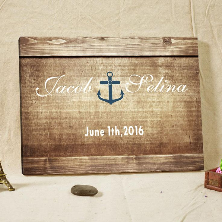 Extra Large Oak Thumbprint Guest Book Tree 26x20 Customized: Best 25+ Rustic Wedding Guest Book Ideas On Pinterest