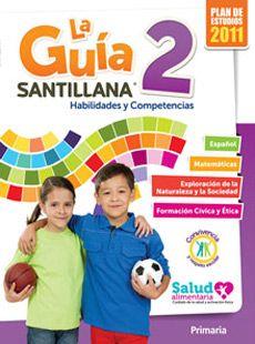 Segundo Grado: guia santillana 2