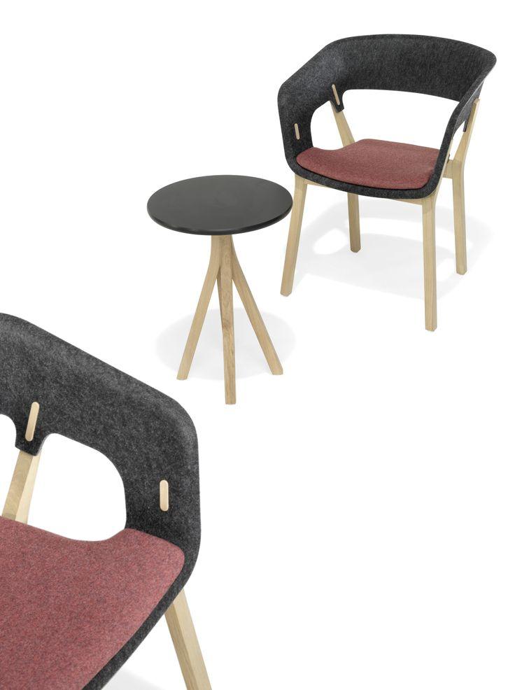 Design Chair Njord From Kush + Co, Designer Scaffidi U0026 Johansen    Www.rohde. Restaurant FurnitureUx/ui Designer