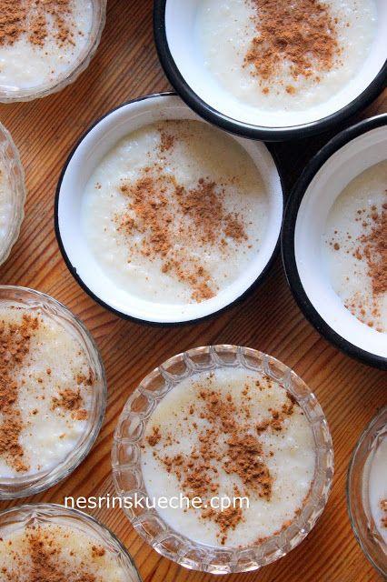 Die besten 25+ Reispudding Ideen auf Pinterest Schmortopf - türkische küche rezepte