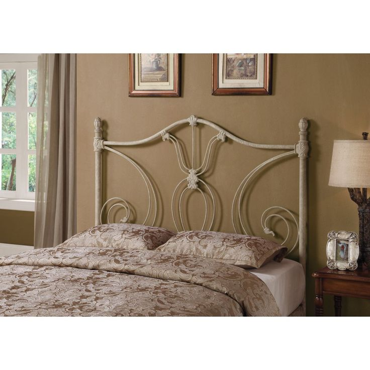 Coaster Company Off-white (Beige) Metal Headboard (Queen), Size Full - Best 25+ Metal Headboards Queen Ideas On Pinterest Metal