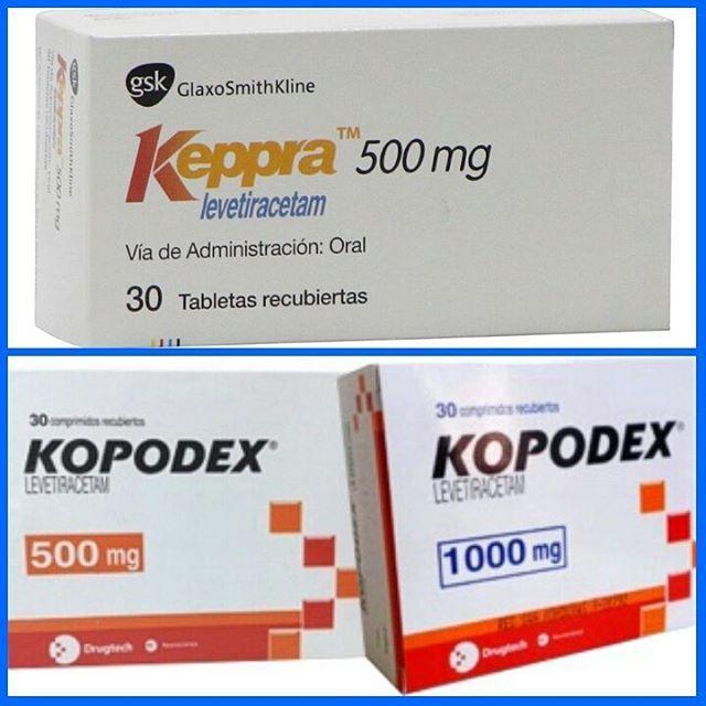 Servicio público: paciente convulsivo requiere Keppra 500mg