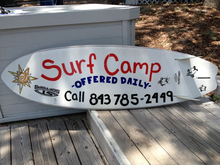 Palmetto Dunes Surf School, daily throughout summer on Hilton Head Island #surfing