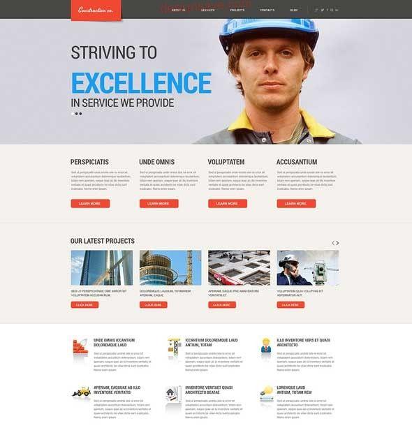 Construction-Projects-WordPress-Theme