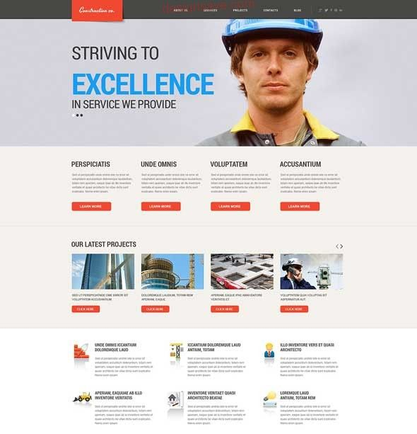 Construction-Projects-WordPress-Theme