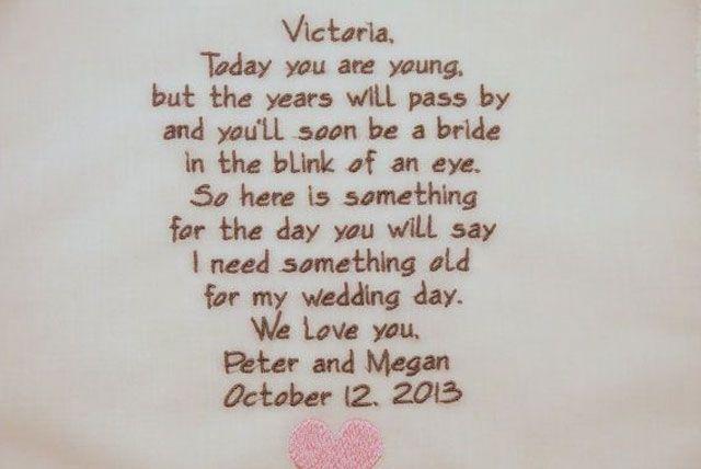 """ I wish I did that at my wedding"" we ♥ this! moncheribridals.com"