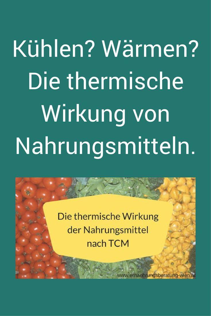 Gemüse kühlt, Fleisch wärmt. Und wie ist es mit Nüssen, Linsen, Jogurt, und allem anderen? Hier alles zur thermischen Wirkung nach TCM.