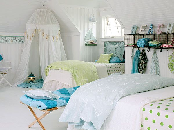 101 best Beach Bedrooms images on Pinterest